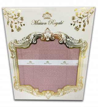 Скатертина  Maison Royale 160x220 Cazibe Powder