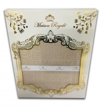 Скатертина  Maison Royale 160x220 Cazibe Cappucino