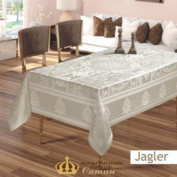 Скатертина  Maison Royale 160x220 Jagler Cream