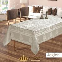 Скатертина Maison Royale 160x300 Jagler Cream