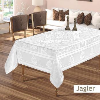 Скатертина  Maison Royale 160x300 Jagler White