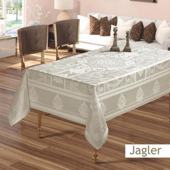 Скатертина  Maison Royale 160x300 Jagler Cappucino