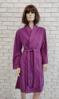 Халат жіночий Maison D'or Coralie Purple L