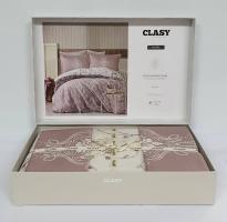 Постельное белье CLASY сатин 200x220 см Rodisa v1