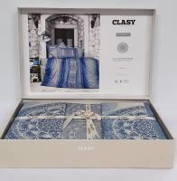 Постельное белье CLASY сатин 200x220 см Colorada v1