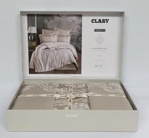 Постельное белье CLASY сатин 200x220 см Toledo v1