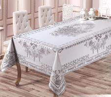 Скатертина тефлон Maison Royale 160*300 Zumrut White