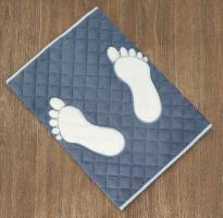 Полотенце-коврик для ног Maison D'or Doormat 50x80 Blue