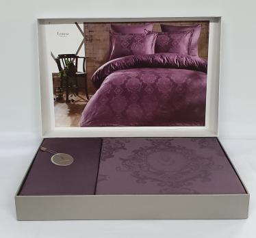 Постельное белье Dantela сатин-жакард 200x220 Louisa Murdum