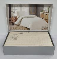 Постельное белье Maison D'or сатин жатка 160х220 New Camile Cotton Ecru