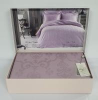 Постільна білизна Maison D'or сатин-жакард 200х220 Mirabella Lilac