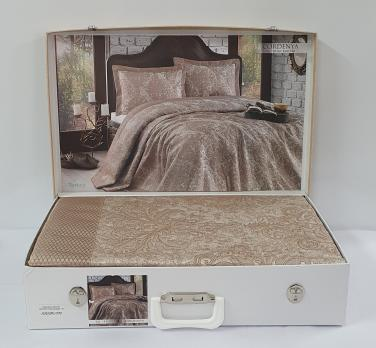 Покрывало Issihome 240x260 Cordenya Beige 140