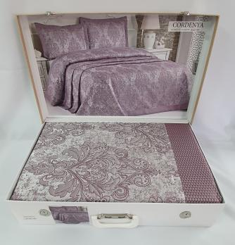 Покрывало Issihome 240x260 Damson 148