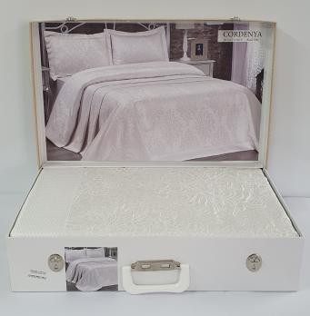 Покрывало Issihome 240x260 White 146