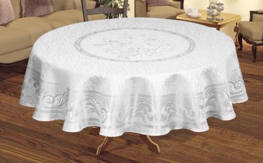 Скатерть Sagol тефлон 160Q Sgl-003 White