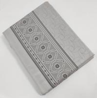 Скатерть Sagol тефлон 160x260 ovale St-052 Grey