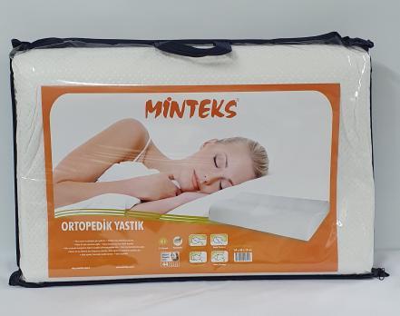 Подушка Ортопедическая Mintex Visco Elastic standart 60*40