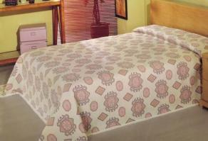 Покрывало My Bed Жакард 200x240 Модель 2 Light Grey