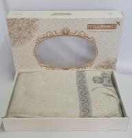 Покрывало My Bed Жакард 170x240 Модель 9 Light Grey