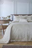 Покрывало с наволочками и подушкой Pepper Home элитное 270*260 Sharon Beige