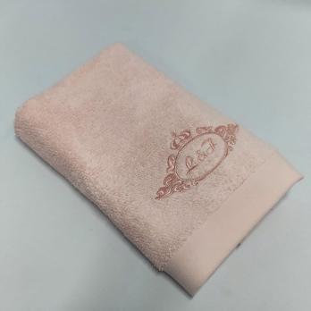 Полотенце L&I 70x140 Розовый
