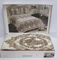 Покривало My Bed велюрова 240x260 з наволочками Ada Bej