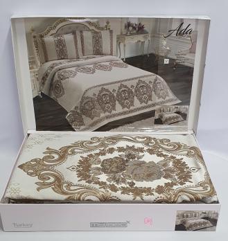 Покрывало My Bed  Велюр 240x260 с наволочками Ada Bej