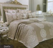 Покрывало My Bed Жакард 170x240 с наволочкой Onella Bej