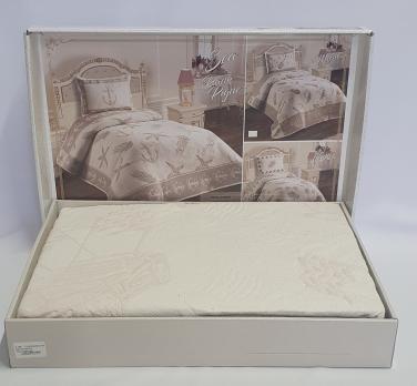 Покрывало My Bed Жакард 170x240 с наволочкой Cars Kream