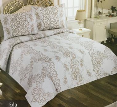 Покрывало My Bed Жакард 170x240 с наволочкой Eda Pudra