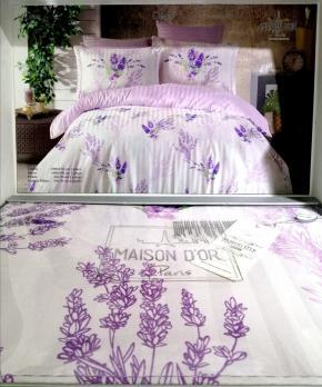 Постельное белье Maison D'or сатин 200х220 Orva