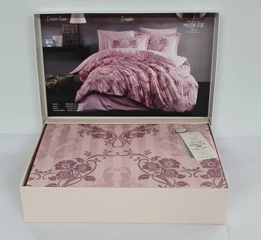 Постельное белье Maison D'or сатин 200х220 Desire Rose