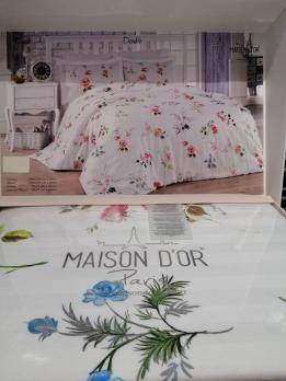 Постельное белье Maison D'or сатин 200х220 Daisi