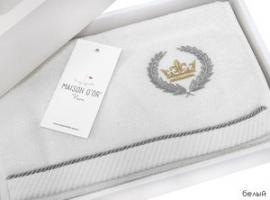 Полотенце Maison D'or Pier Lotti 50x100 White