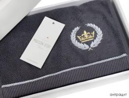 Полотенце Maison D'or Pier Lotti 50x100 Grey