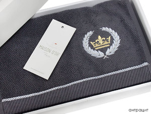 Полотенце Maison D'or Pier Lotti 85x150 Grey