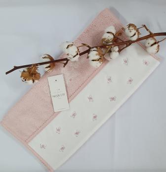 Полотенце Maison D'or Lavoine Butterfly 50x100 Rose