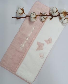 Полотенце Maison D'or Monique Butterfly 50x100 Rose