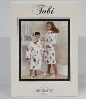 Халат детский Maison D'or Tobi 4 р