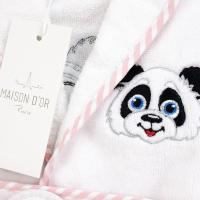 Халат детский Maison D'or Luna Enfants Pink 4р.