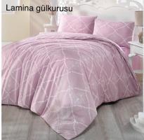 Постельное белье Altinbasak ранфорс 200x220 Lamina Gulkurusu