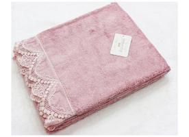 Полотенца Maison D'or 2шт Passion Грязно-Розовый