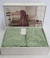 Полотенца Maison D'or 2шт Sanda Зеленый