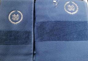 Полотенца Maison D'or 3шт Bonni Blue