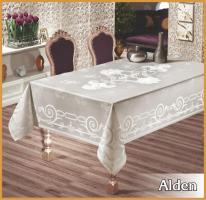 Скатертина тефлон Maison Royale 160*220 Alden Cream