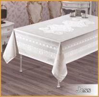 Скатертина тефлон Maison Royale 160*220 Jess White