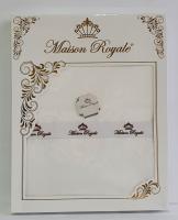 Скатерть тефлоновая Maison Royale 160*300 Ivy White
