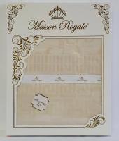 Скатерть тефлоновая Maison Royale 160*300 Ivy Cream