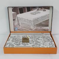 Скатерть Maison Royale 160x220 Maryana Grey