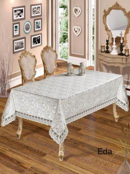 Скатерть Maison Royale 160x220 Eda White